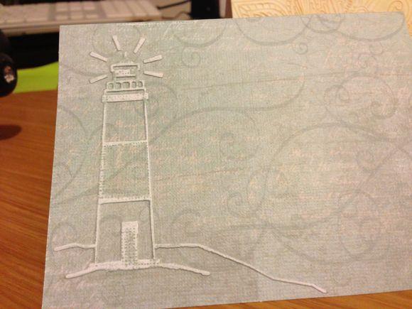 Cards.  Snowman, Lighthouse, Henna, &  phrases