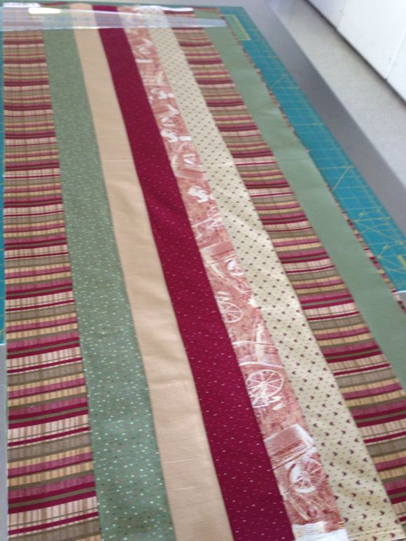 Spiral Table Runner