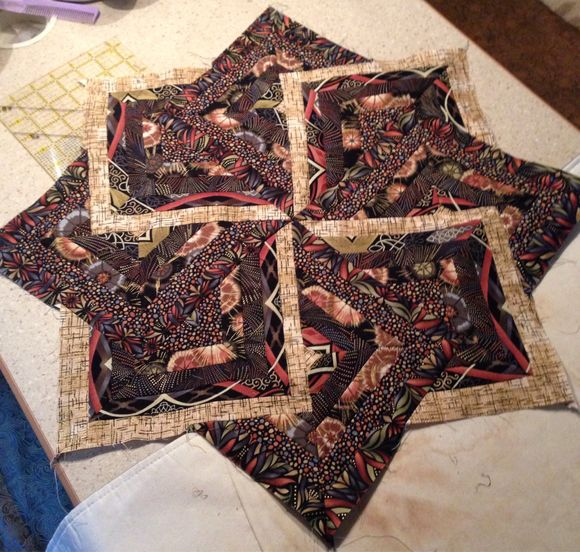 Sew Easy Strata Star