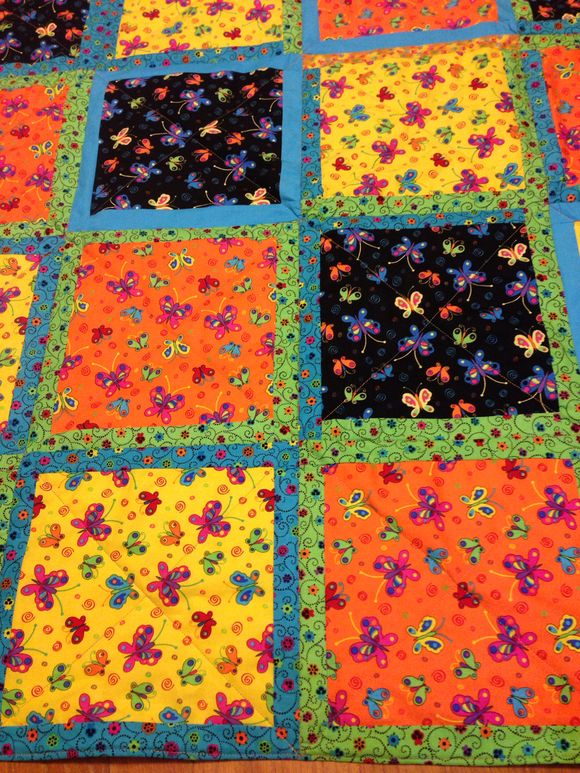 Quilters for comfort